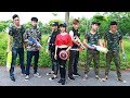 3T Nerf War : Squad Alpha Female Assassin | Fight With Crime