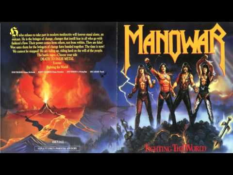 Manowar - Holy War 1