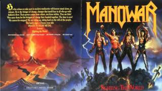 Watch Manowar Holy War video