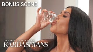 Kim Kardashian & Scott Disick Take Shots In Bali For Beauty | KUWTK Bonus Scene | E!