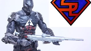 Batman Arkham Knight DC Collectibles Arkham Knight Video Game Action Figure Review