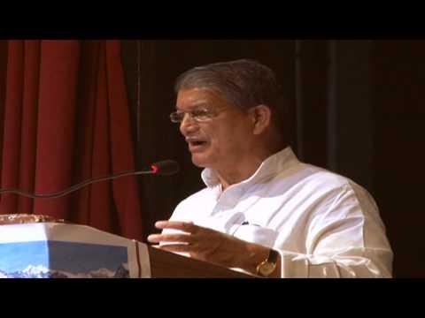 Saathi Annual Function 2012 speeches, Promos-SH HARISH RAWAT speech 2