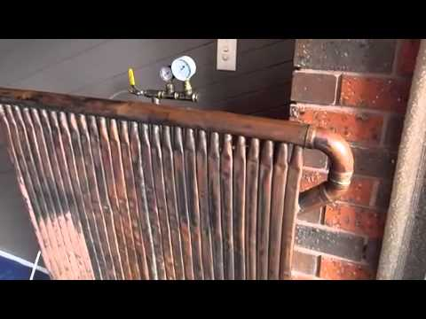Chimney Heat Pipe Youtube