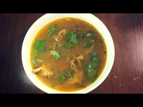 மட்டன் சூப் | நெஞ்செலும்பு சூப்பு | mutton soup in tamil | Mutton Chest Bone Soup