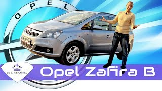 OPEL ZAFIRA B - Семейният Трансформър 2 | BG Cars United