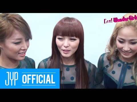 Wonder Girls' 1st on Air Episode 1
