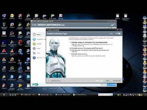 eset nod32 6 antivirus version beta mas seriales