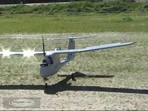 HobbyKings HK FPV 168 Long Range Plane