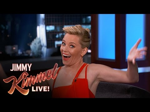 Goofy Broke Elizabeth Banks' Phone