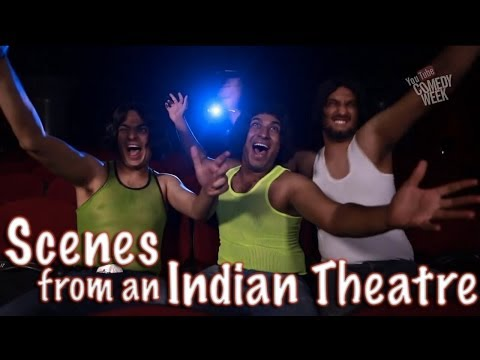 Shit Indians Do In Theatres video