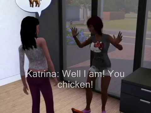 Touched... but not by an angel. A Sims 3 Video