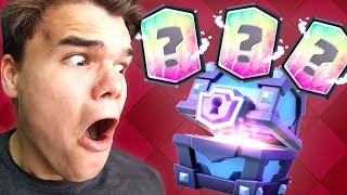 HOW TO GET ALL LEGENDARY CARDS! (Clash Royale)