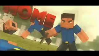 [FREE DOWNLOAD] Minecraft After Effects & Cinema 4D Intro Template #658 + Tutorial