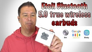 Etoli true wireless Bluetooth 5.0 earbuds!