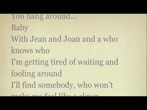 Evil ways by Santana - with lyrics
