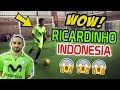 MIRIP RICARDINHO? Futsal Skills & Tricks | Ady Rikudo
