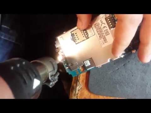 LG Optimus L4 II E440 замена touchscreen