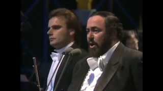 Luciano Pavarotti Video - Luciano Pavarotti: 'Non Ti Scordar Di Me'