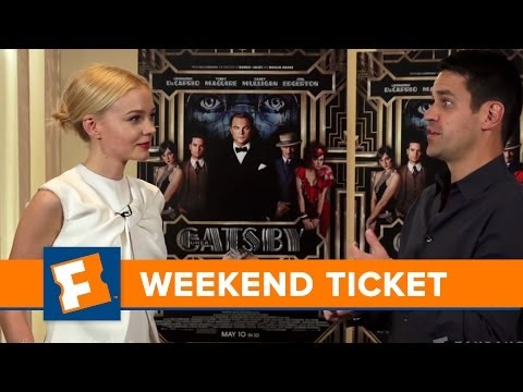 The Great Gatsby and Peeples - Guest Star: Carey Mulligan - Week of 5/10/2013