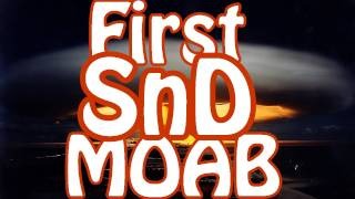 MW3: FIRST Search and Destroy MOAB 27-0 (SnD MOAB Gameplay/Commentary)