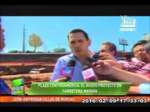 Noticias sobre Plaza Centroamerica canal 13