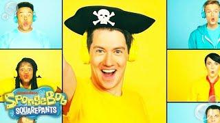SpongeBob SquarePants   A Capella Music Medley   Nick
