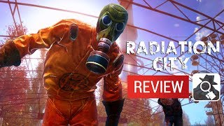 RADIATION CITY | AppSpy Review
