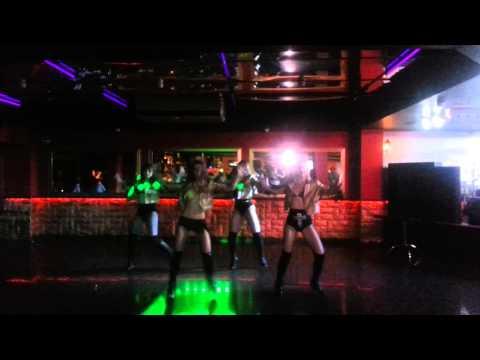 go-go dance group/ KiSSaS/ Infaneto