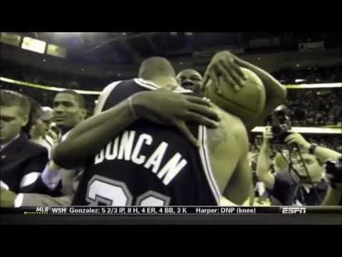 Bill Simmons tribute to Tim Duncan