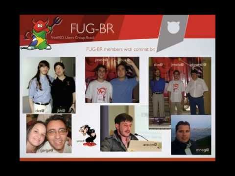 FUG BR, FreeBSD Users Group, Brazil - Overview