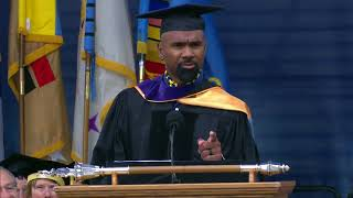 Charles Woodson Guarantees Michigan Victory Against Ohio State in 2018 At Commencement Speech