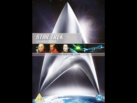 Star Trek VII: Generations Film RANT