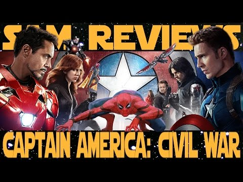 CAPTAIN AMERICA: CIVIL WAR (Sam's Reviews)