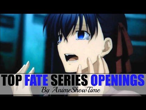My Top Fate Series Openings