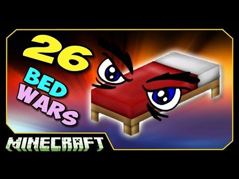 ч.26 Bed Wars Minecraft - Хитрый ПРОТИВНИК (карта Ragnar)
