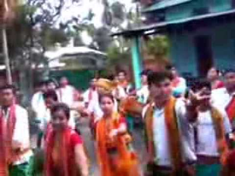 Simenchapori Bwisagu Dance Video  2013 video