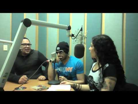 RUTH MILCA-CITY-ZUMO (venezuela) entrevista en FUSIÓN ROCK en Radio Mexiquense