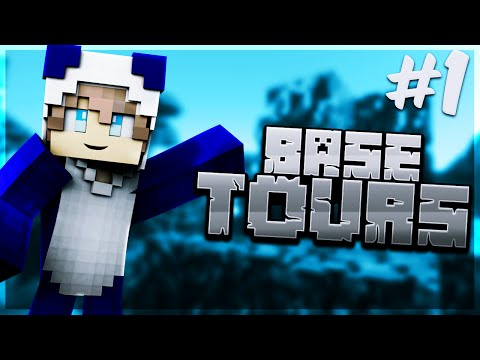 Minecraft Factions Base Tours #01 - Small But RICH!