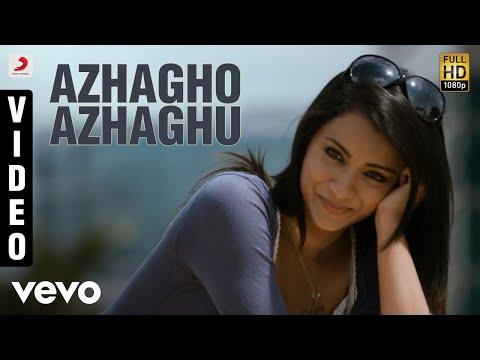 Samar - Azhagho Azhaghu Video   Vishal, Trisha