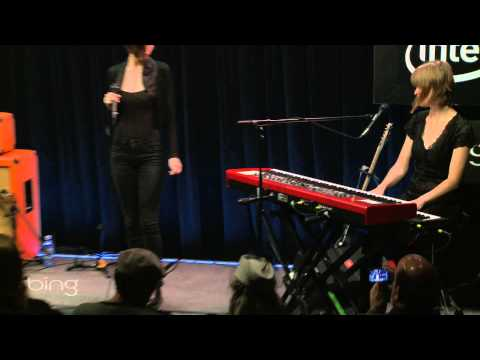 The Jezabels - Easy to Love (Bing Lounge)