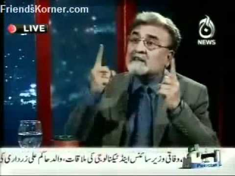the great pakistany defence analyst ...