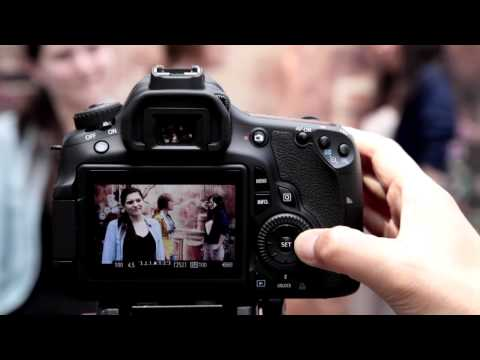 Canon Eos 60d Tutorial Movie Mode 7 14