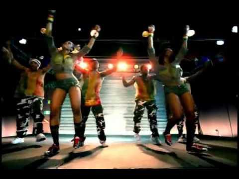 Sean Paul & Elephant Man Like Glue Vs Pon De River Remix