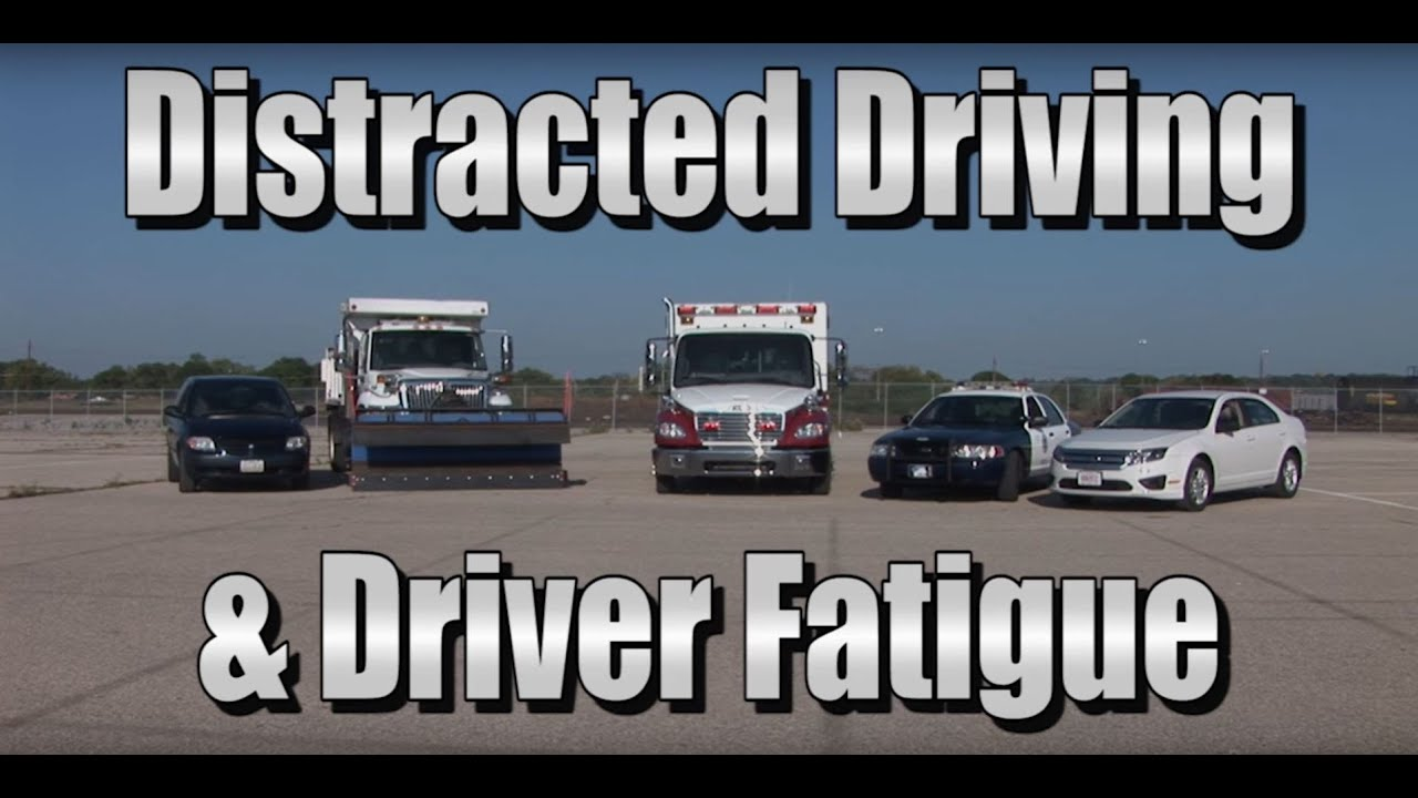 Fatigue Driving Test Driving And Driver Fatigue