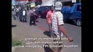Video fakta kebenaran kasus Kendal: Preman Ronggolawe Kendal Provokasi Warga Untuk Menyerang FPI