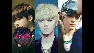Download Lagu K-Pop Idols With Physical Scars Gratis STAFABAND