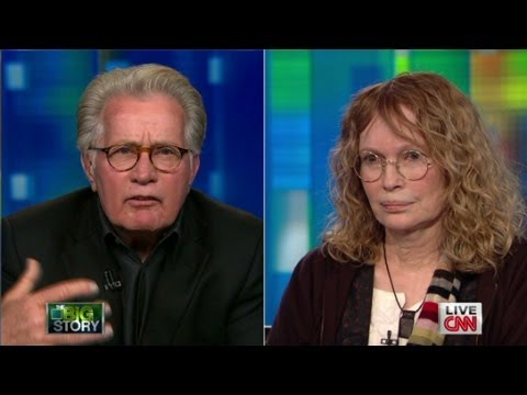 Martin Sheen and Mia Farrow on Faith