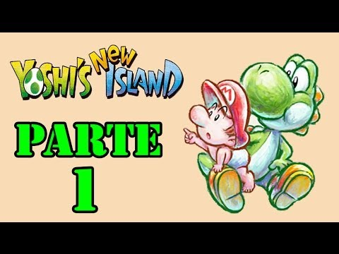 Let's Play: Yoshi's New Island - Parte 1