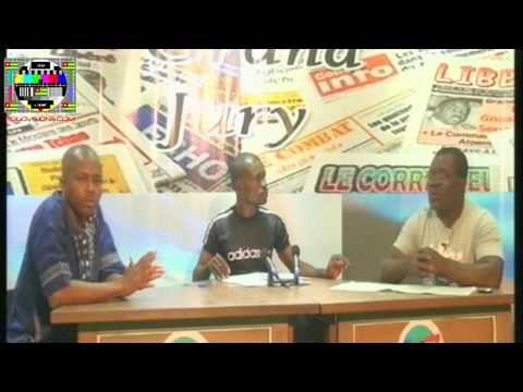 Grand Jury du 07 Août 2015: actu sport et coupe d'Afrique de Maracana au Togo