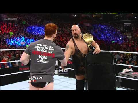 John Cena prevents Dolph Ziggler from cashing in his Money in the Bank Contract on Big Show: Raw, De